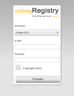 Online Registry- screenshot thumbnail