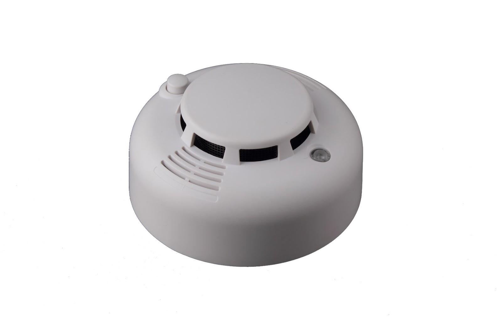 Detektor kouře od společnosti Rex services a.s.