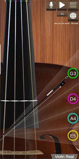 Violin Real  screenshots 7