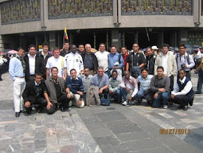 Photo: Boletín 123 - Plácido en Mejico