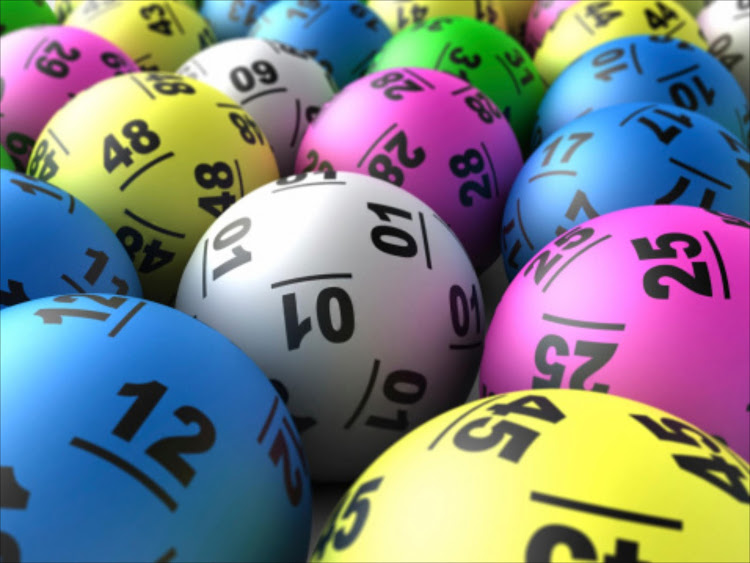 The winner of Friday's R146m kept his winning ticket hidden in a sock.