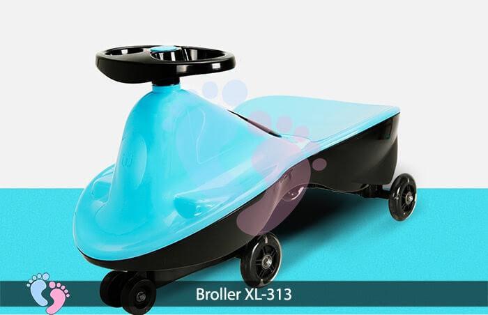Xe lắc cho bé Broller XL 313 9