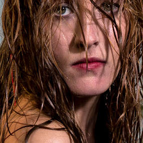 Fetching Face  by Photographyby Tanja - People Portraits of Women ( child, face, lady, people )