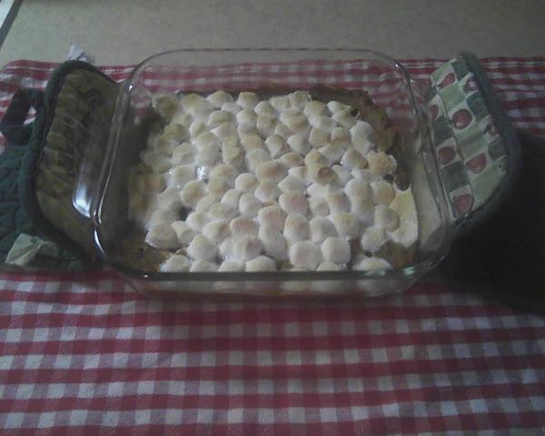 Lizzie's Favorite Yam- A- Lo Recipe
