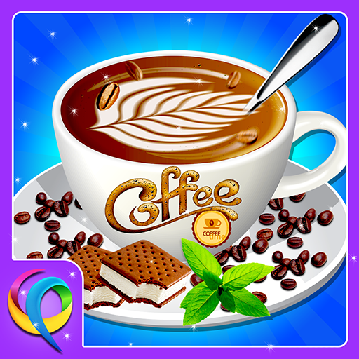 My Cafe - Hot Coffee Maker Game