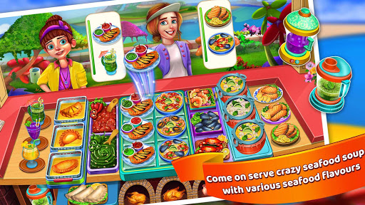 Cooking Fort - Chef Craze Restaurant Cooking Games screenshot 8