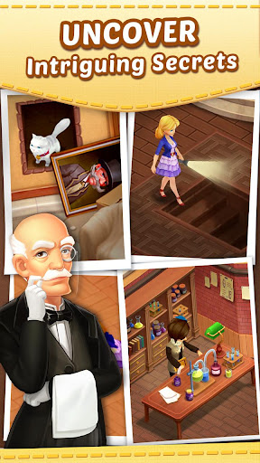 Matchington Mansion: Match-3 Home Decor Adventure for PC
