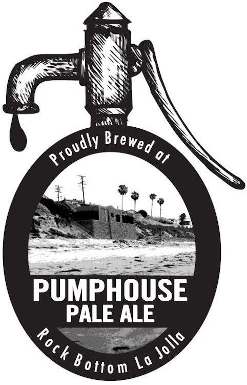 Logo of Rock Bottom La Jolla Pumphouse Pale Ale
