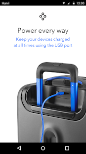 Bluesmart - Connected Carry-on Screenshot