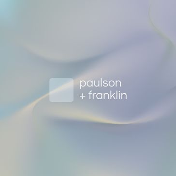 Paulson and Franklin - Logo template