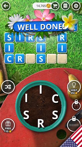 Garden of Words - Word game screenshot 7