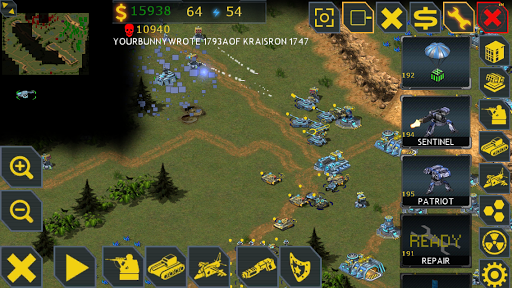 RedSun RTS: Strategy PvP  screenshots 16