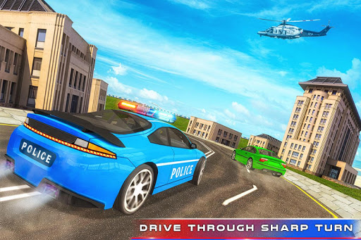 Police Chase Dodge: Police Chase Games 2018 1.0 screenshots 14
