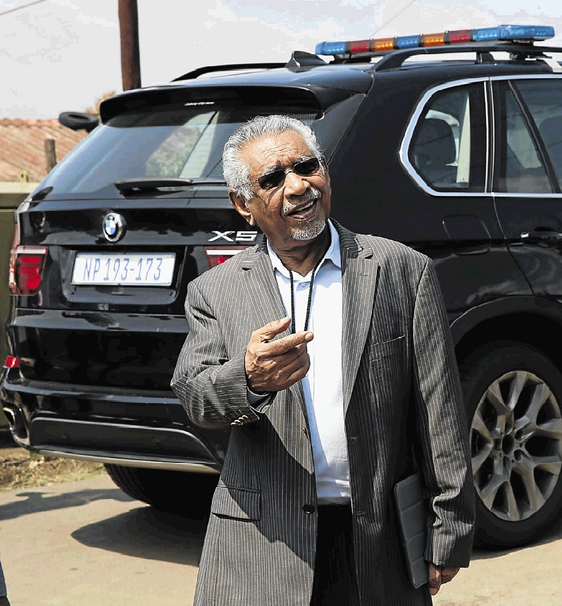 Presidency spokesman Mac Maharaj, who has retired after 60 years in politics, says the turmoil in the country provides an opportunity to rediscover how diversity can be turned into an asset. Picture: THE TIMES
