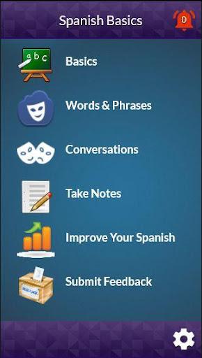 Basic Spanish Lessons