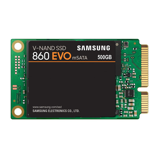 Ổ cứng SSD Samsung 860 EVO Msata 500GB 2.5
