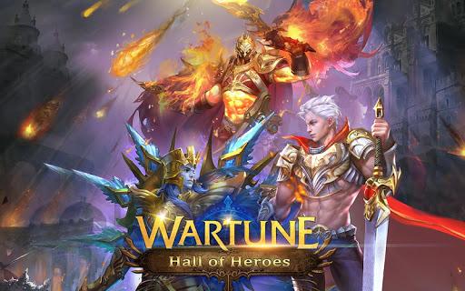Wartune: Hall of Heroes 7.3.1 screenshots 1