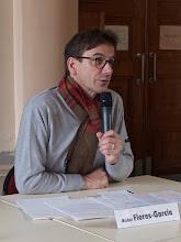 Photo: Michel Flores-Garcia, proviseur du lycée Jean Rostand et du lycée professionnel de la Forêt à Chantilly