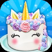Unicorn Food - Sweet Rainbow Cake Desserts Bakery