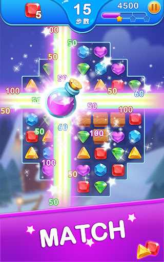 Jewel Blast Dragon - Match 3 Puzzle 1.13.3 screenshots 7