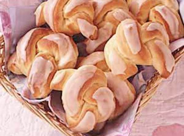 Orange Bowknots Recipe