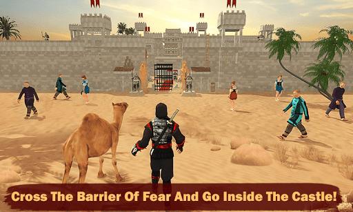 Code Triche dernière vengeance ninja - une histoire d'expert APK MOD (Astuce) screenshots 1