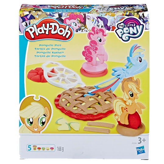 Play-Doh My Little Pony Pajer