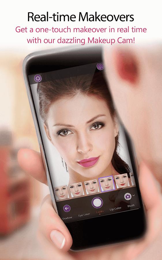 YouCam Makeup -Makeover Studio - screenshot