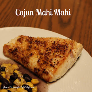 Cajun Mahi Mahi Recipes.