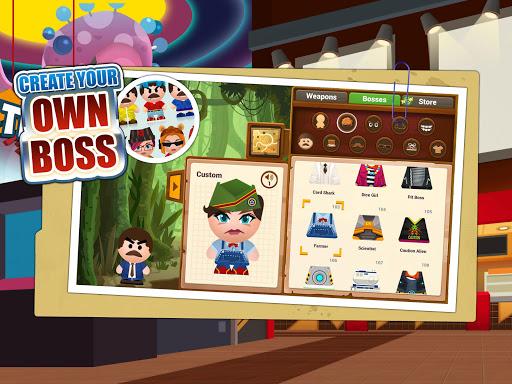 Beat the Boss 4: Stress-Relief Game. Kick the jerk  screenshots 12