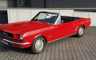 Ford Mustang I Rent Niedersachsen