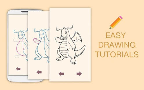Draw Drawings Go Pocket Mosters - náhled