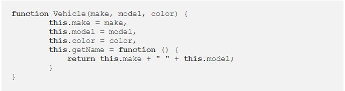 فئات JavaScript classes article- Constructor