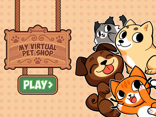 My Virtual Pet Shop - Cute Animal Care Game 1.12.2 screenshots 8