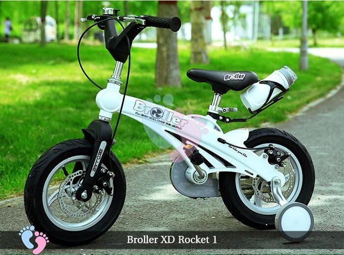 xe đạp broller