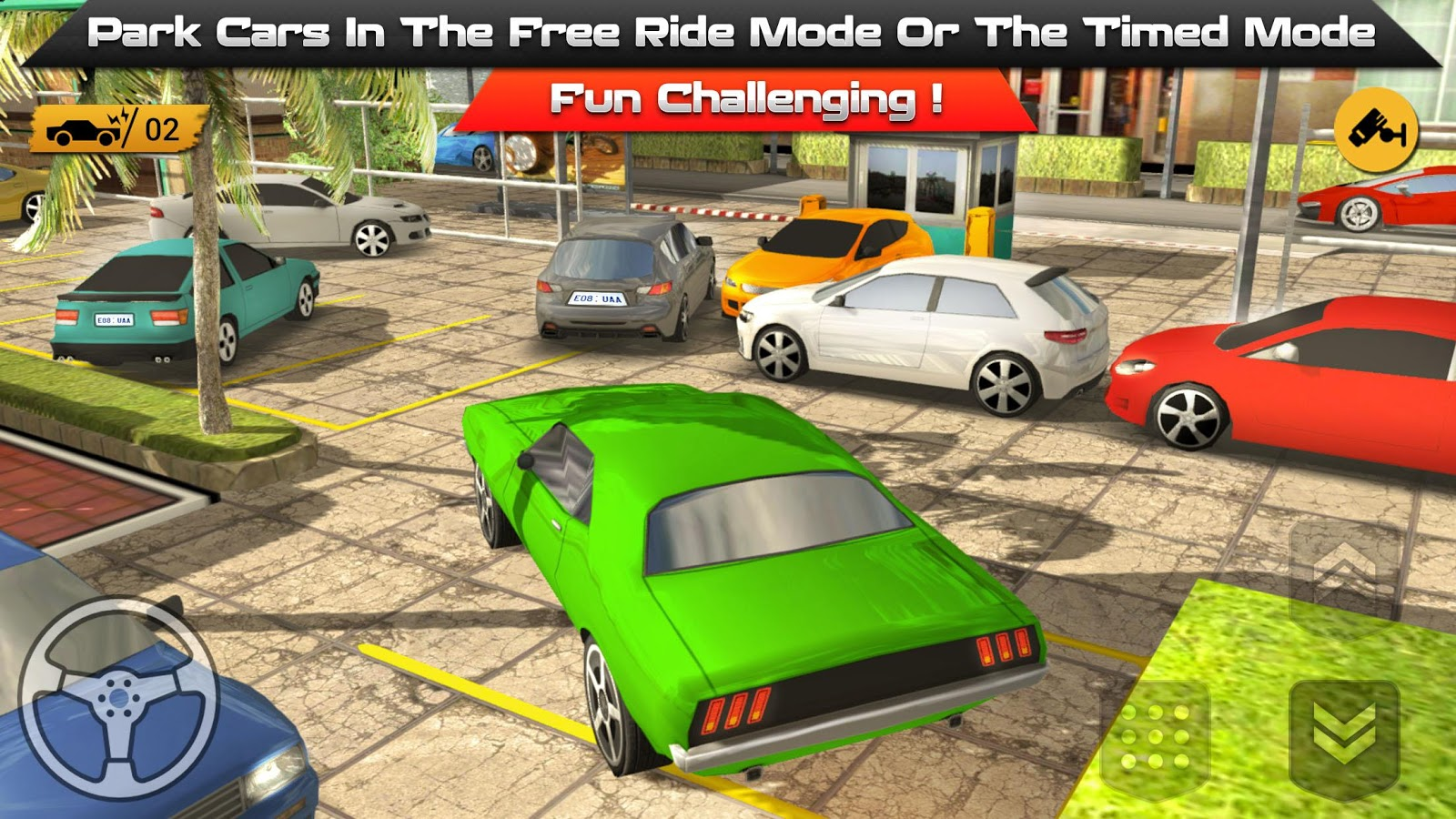 Car Parking Jam Android Apps On Google Play