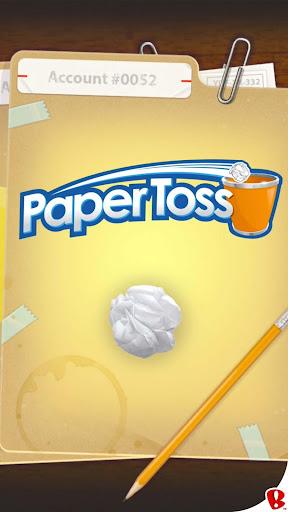 Paper Toss screenshot 5