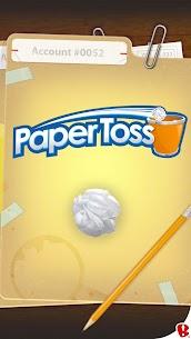 Paper Toss Mod Apk (Ads Free) 5