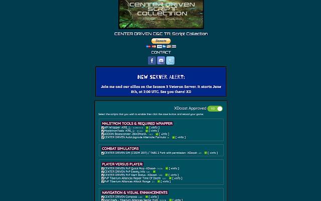 CENTER DRIVEN CnC TA Basic Scripts