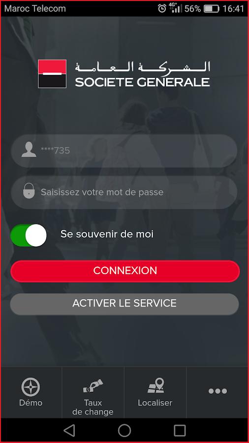 Très Société Générale Maroc - Android Apps on Google Play FX24