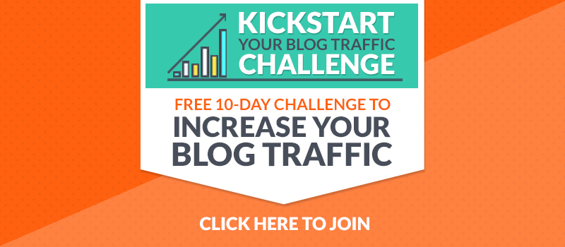 Click here to join the free challenge
