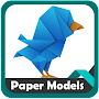 Paper Models APK icon