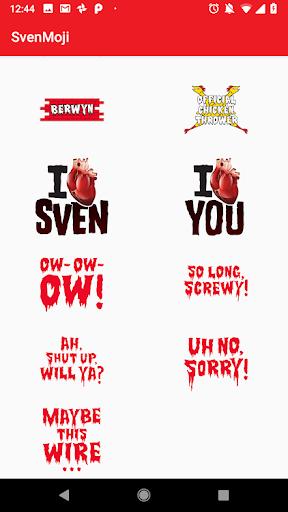 Screenshot for SvenMoji for Gboard in Hong Kong Play Store