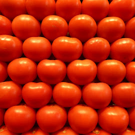Red ¡¡ by Jose Maria Vidal Sanz - Food & Drink Fruits & Vegetables ( red, vegetables, tomatoes )