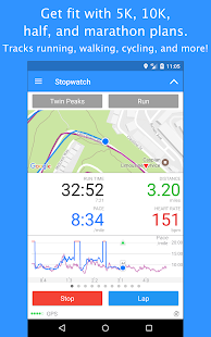 5K Runmeter - Run / Walk Training - náhled