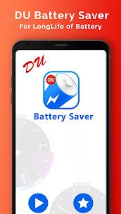 DU Battery Saver MOD Apk 4.9.0.1 (Unlocked) 3