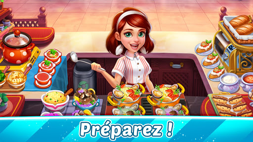 Cooking Joy 2 astuce APK MOD capture d'écran 1