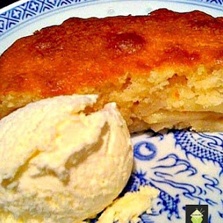 Easy Peasy Eve's (Apple) Pudding Cake