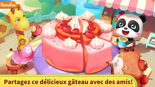 Boulangerie Panda fond d'écran 1