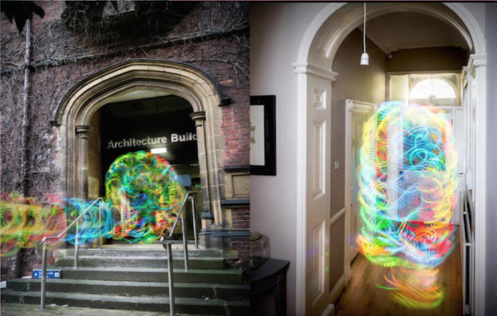 Electrifying Images Of Wi-Fi Signals Show Invisible World Of EMF Bombardment